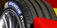 Ελαστικά που επικοινωνούν με τα πληρώματα αγώνων από τη Michelin