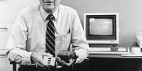 Ντάγκλας Ένγκελμπαρτ: 1925-2013