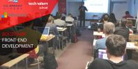 Tech Talent Bootcamp: άρχισαν οι εγγραφές για τον 2ο κύκλο των μαθημάτων προγραμματισμού σε Front-End Development