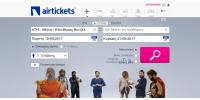 Airtickets: άνοδος κατά 12% στις κρατήσεις εισιτηρίων