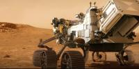 Μποτιλιάρισμα στον... Άρη