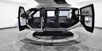 Στο εσωτερικό του ιπτάμενου ταξί της Uber