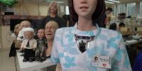 Μετά τη Sophia έρχεται και το ρομπότ Grace για τους πληγέντες από Covid