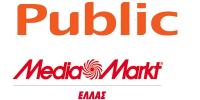 'Γάμος' Public - Media Markt