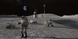 Το πρώτο 4G δίκτυο στη Σελήνη θα είναι έτοιμο το 2022