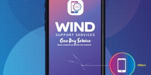 Service κινητού σε μία ημέρα από τα καταστήματα Wind