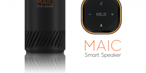 Η MLS Innovation Inc ανακοινώνει την κυκλοφορία του MAIC smart speaker