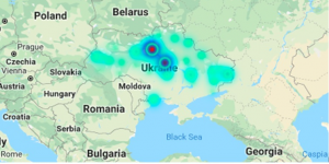 Κυβερνοκατασκοπεία σε εξέλιξη στην Ουκρανία