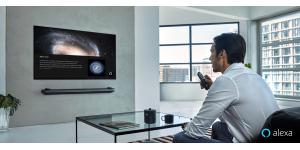 LG: ξεκινάει την υποστήριξη Amazon Alexa στις τηλεοράσεις της