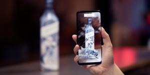 Συλλεκτικές εκδόσεις Johnnie Walker με AR τεχνολογία