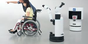Ρομπότ στην υπηρεσία των επισκεπτών του Τόκιο 2020