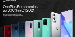 OnePlus: ανάπτυξη άνω του 300% στην Ευρώπη
