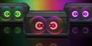 Μικρό μέγεθος και δυνατός ήχος από το νέο ηχείο της σειράς LG XBOOM