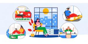 Δωρεάν τηλεδιασκέψεις μέσω Google Meet, χωρίς χρονικό περιορισμό, για ένα ακόμη εξάμηνο