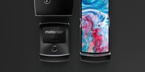 Νέες πληροφορίες για το αναδιπλούμενο smartphone της Motorola