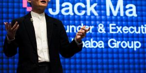 Αλλαγή σκυτάλης στην Alibaba