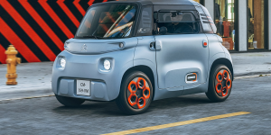 Citroen Ami: το ηλεκτρικό αυτοκίνητο πόλης που δεν θέλει δίπλωμα