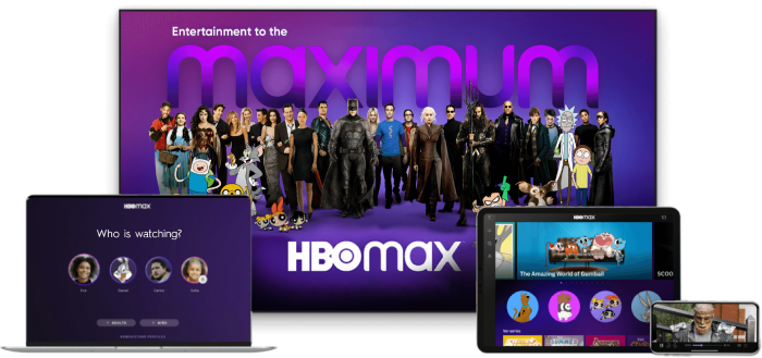 HBO MAX: ΕΡΧΕΤΑΙ ΣΤΗΝ ΕΛΛΑΔΑ ΜΕΣΑ ΣΤΟ 2022