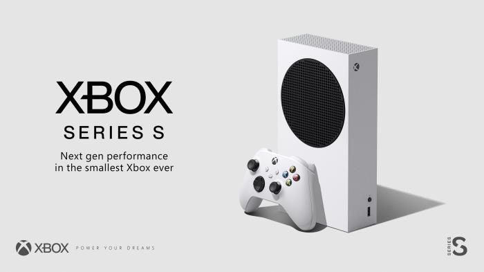 XBOX SERIES S: ΤΟ ΠΡΟΣΙΤΟ X BOX ΘΑ ΚΟΣΤΙΖΕΙ ΜΟΛΙΣ 299 ΔΟΛΑΡΙΑ