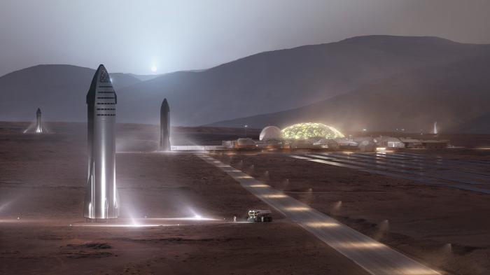 SPACEX: ΠΡΟΣΓΕΙΩΘΗΚΕ ΜΕ ΕΠΙΤΥΧΙΑ ΤΟ STARSHIP