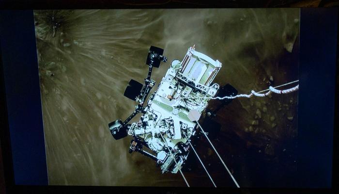 NASA: ΕΔΩΣΕ ΣΤΗ ΔΗΜΟΣΙΟΤΗΤΑ ΠΛΑΝΑ ΑΠΟ ΤΗΝ ΠΡΟΣΕΔΑΦΙΣΗ ...