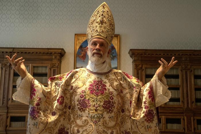 HABEMUS PAPAM:  ΚΑΙ ΤΙ ΠΑΠΑ, ΤΟΝ ΤΖΟΝ ΜΑΛΚΟΒΙΤΣ