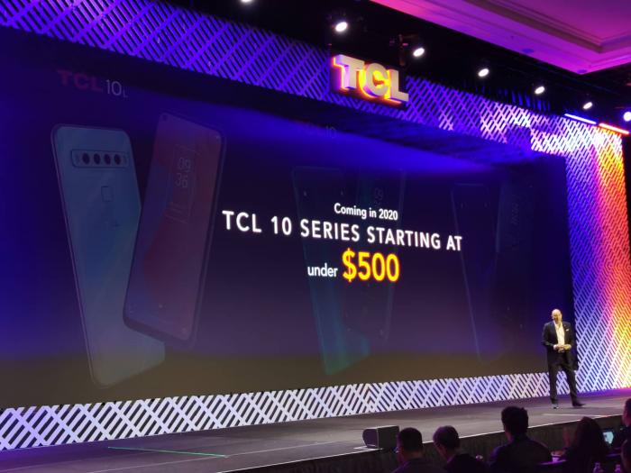 TCL: ΦΕΡΝΕΙ 5G SMARTPHONE ΚΑΤΩ ΑΠΟ ΤΑ 500 ΔΟΛΑΡΙΑ