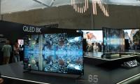 Η εποχή των 8Κ τηλεοράσεων ξεκινάει και η Samsung έχει σαφές προβάδισμα