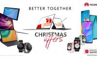 Η καλύτερη λίστα χριστουγεννιάτικων δώρων έρχεται από την Huawei