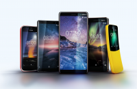 Πέντε νέα μοντέλα από τη Nokia