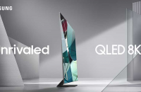 Samsung: αποκαλυπτήρια της QLED 8K TV του 2020 στη CES