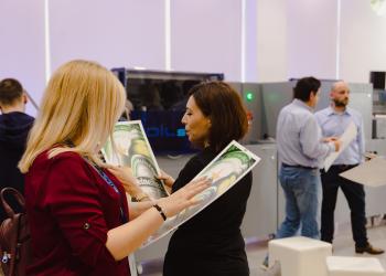 Η Konica Minolta δίνει μια νέα διάσταση στην εκτύπωση