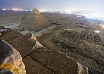 Απίστευτες φωτογραφίες από τις Πυραμίδες της Αιγύπτου