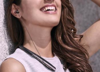 Nέο high-end μοντέλο Bluetooth ακουστικών από την LG