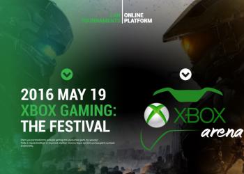 Πλησιάζει το Xbox Arena Festival