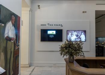 Η Samsung χορηγός στην εκδήλωση του Jean Paul Gaultier στο Μουσείο Μπενάκη - Δελτίο Τύπου