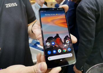 Nokia 9 PureView: το πρώτο smartphone στον κόσμο με πέντε κάμερες