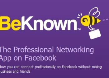 BeKnown: η αγορά εργασίας στο Facebook