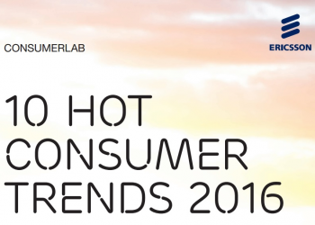 Οι 10 καταναλωτικές τάσεις για το 2016 από την Ericsson