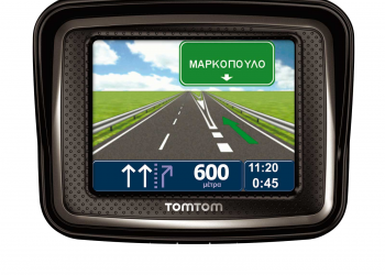 TomTom Urban Rider: GPS για μοτοσυκλέτα