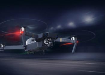 Καινούριο αναδιπλούμενο drone από την DJI