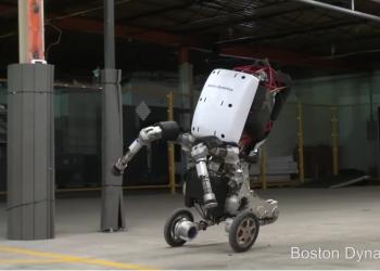 Εντυπωσιάζουν με τις ικανότητές τους τα ρομπότ της Boston Dynamics