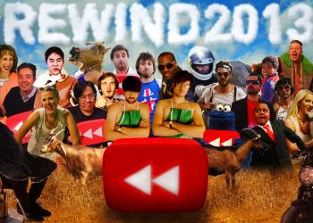 YouTube Rewind: Τι παρακολουθήσαμε το 2013