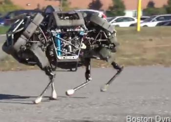 Google: εξαγορά της Boston Dynamics