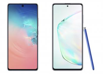 Με δύο νέα smartphones κάνει ποδαρικό στο 2020 η Samsung