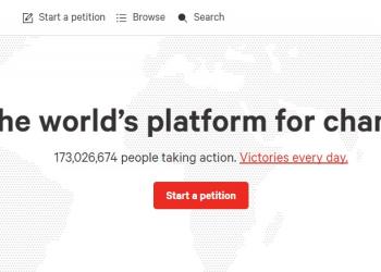 Όχι στον Τραμπ: Το δημοφιλέστερο petition του Change.org