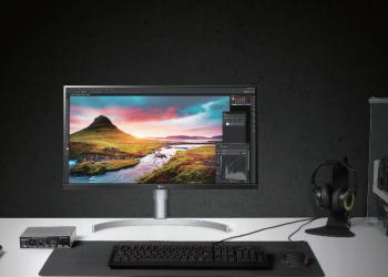 Ultra HD 4K οθόνη 27 ιντσών από την LG