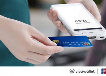 Συνεργασία Viva Wallet με JCB