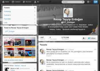 Ερντογάν κατά Twitter