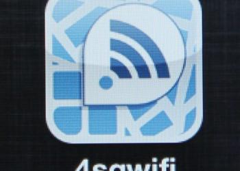 4sqwifi app